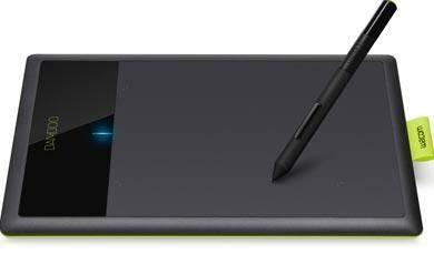 WACOM Bamboo Pen CTL 470k для рисования