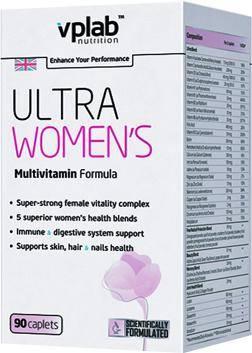 Vplab Ultra Women's Multivitamin Formula