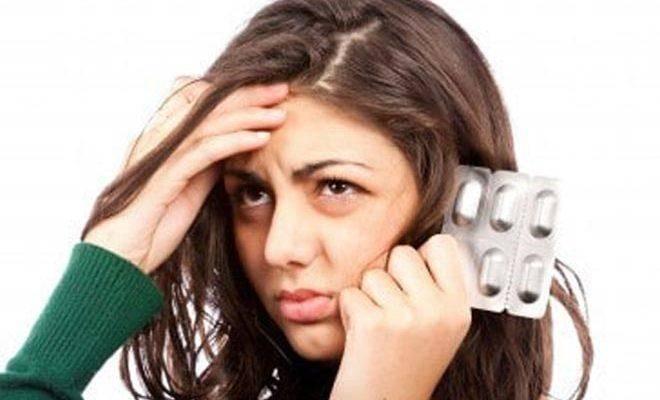 Лучшие средства от головной боли