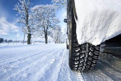 Лучшие зимние шипованные шины
