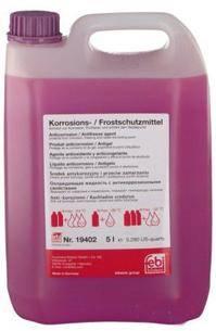 Febi G12+ концентрат фиолетовый