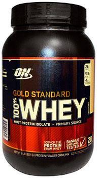 Optimum-Nutrition-100%-Whey-Gold-Standard-пончик