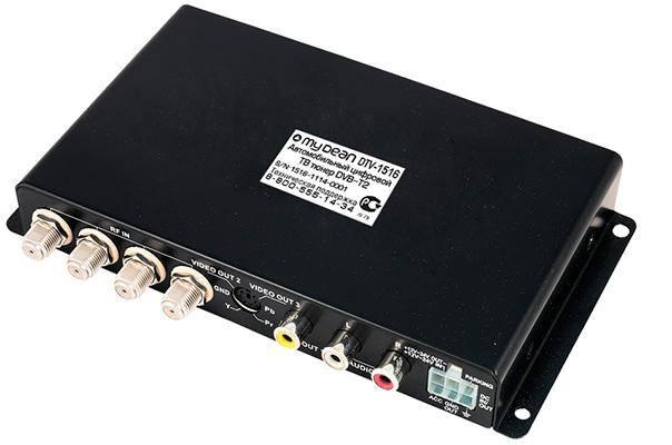 Carformer DVB-T2