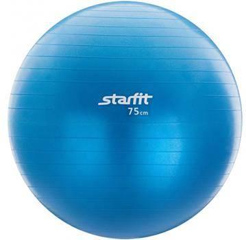 Starfit GB-102 75 см с насосом синий анти-взрыв