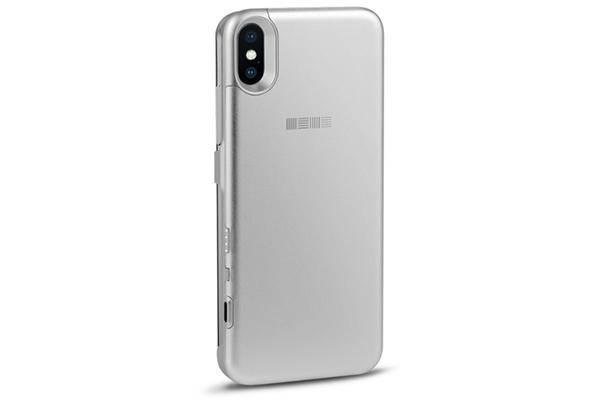 Interstep Metal battery case