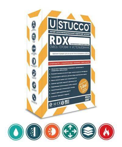 U-Stucco RDX