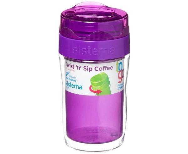 Sistema Small Twist'n'Sip Coffee To Go