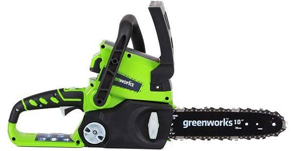 Greenworks G24CS25 2.0Ah