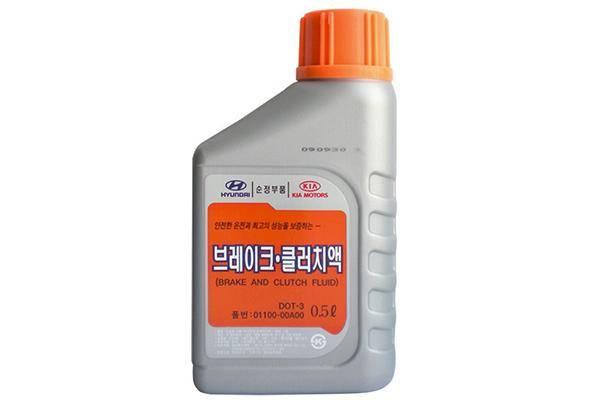 Hyundai Brake Fluid DOT-3