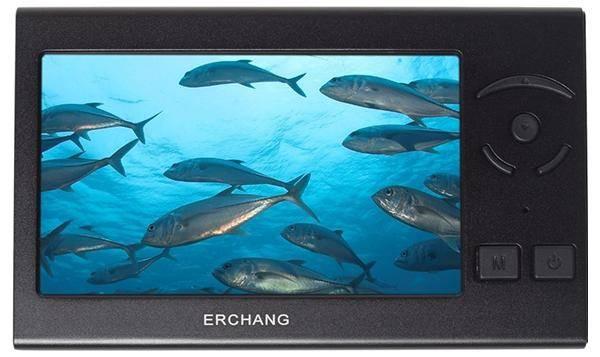 Erchang F430 С LED Подсветкой