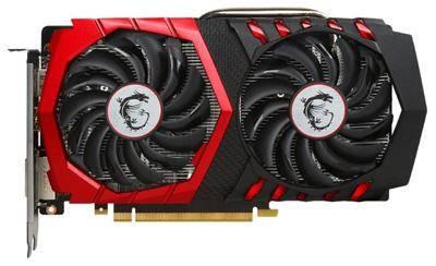 MSI GeForce GTX 1050 Ti 1379MHz PCI-E 3.0 4096MB 7108MHz 128 bit DVI HDMI HDCP GAMING X