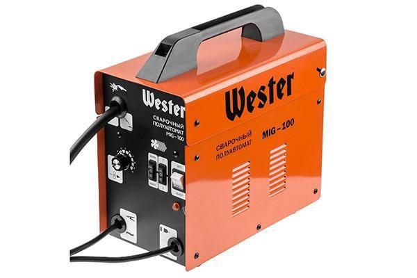 Wester MIG-100 (MIG/MAG)