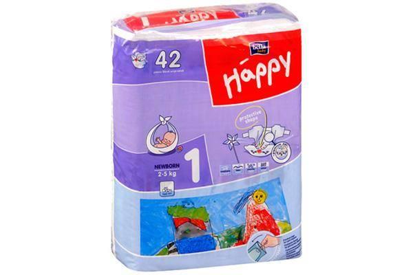 Bella Baby Happy Start 1 (2-5 кг)