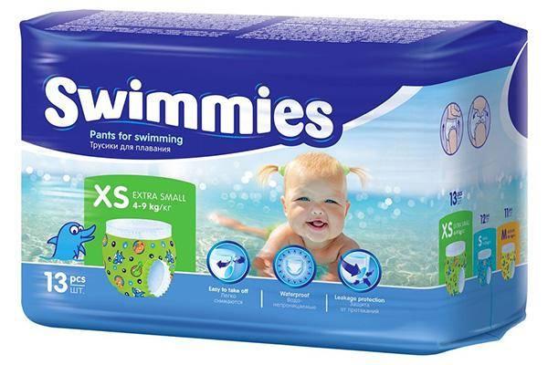 Helen Harper Swimmies X-Small