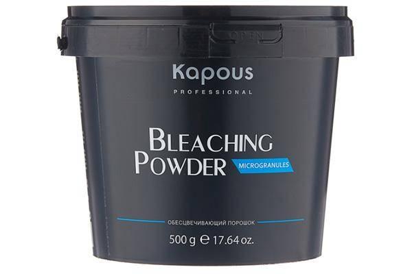 Kapous Bleaching Powder