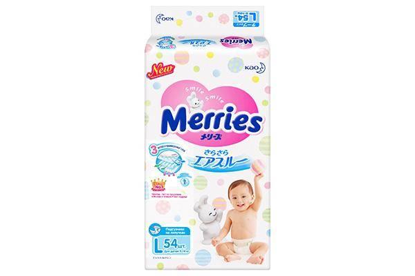 Merries L (9-14 кг)