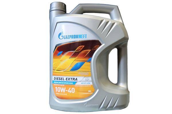Газпромнефть Diesel Extra 10W-40