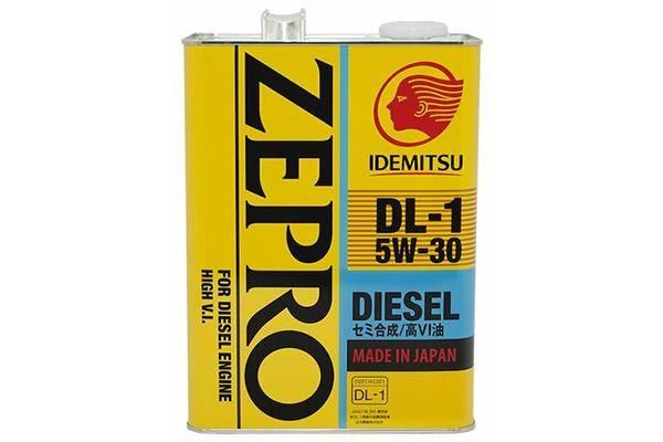 Idemitsu Zepro Diesel 5W-30