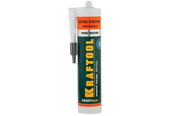 Kraftool крафт Nails Premium KN-901 суперсильный