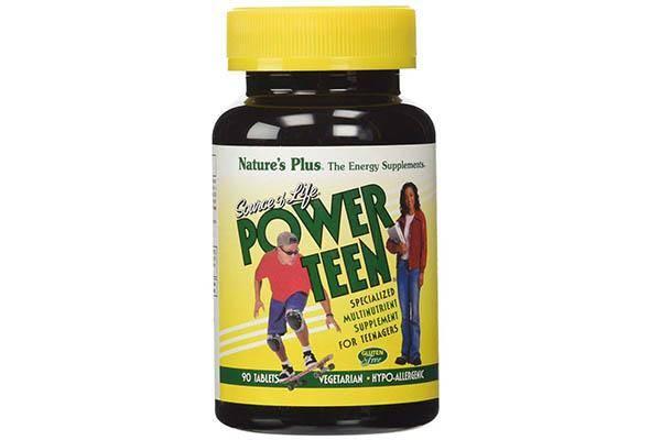 Nature's Plus Power-Teen