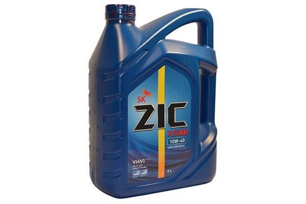 ZIC X5000 10W-40