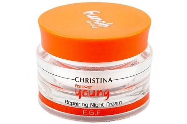 Christina Forever Young Repairing Night Cream