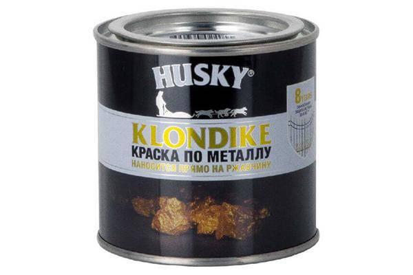 Husky Klondike темно-синяя молотковая
