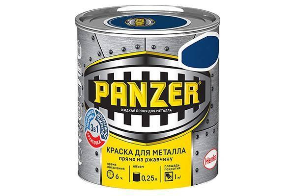 Panzer эмалевая гладкая