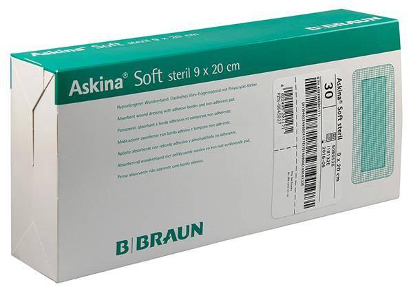 B. Braun Аскина Софт