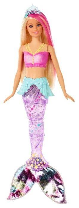 Barbie Dreamtopia Мерцающая русалочка GFL82