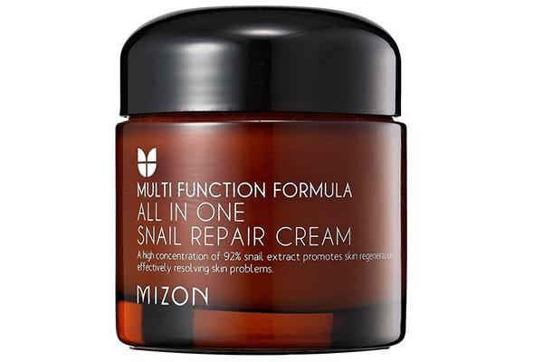 Mizon All in one snail repair cream с экстрактом улитки