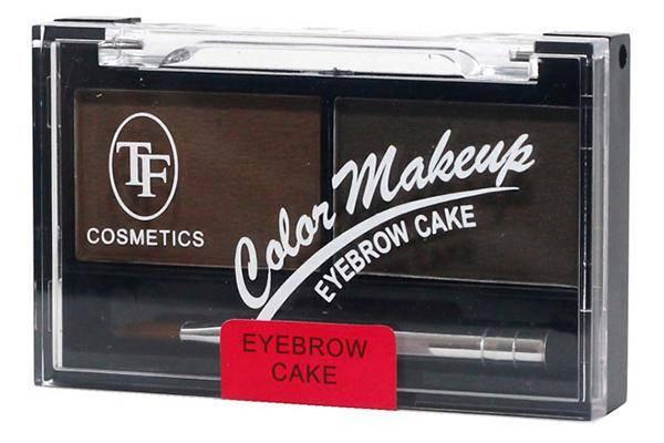 TF Cosmetics Color Makeup Eyebrow Cake
