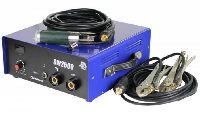 FoxWeld SW-2500