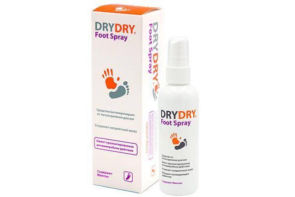Dry Dry для ног