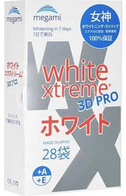 Megami White Xtreme 3D PRO