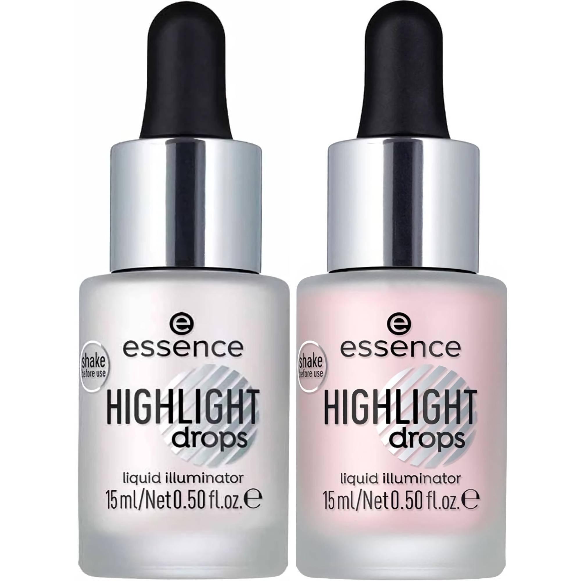 Essence Highlight drops liquid illuminatorEssence Highlight drops liquid illuminator