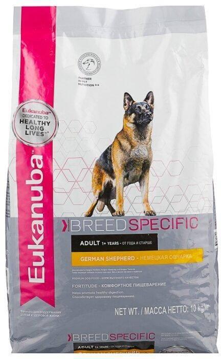 Eukanuba Breed Specific для здоровья кожи и шерсти