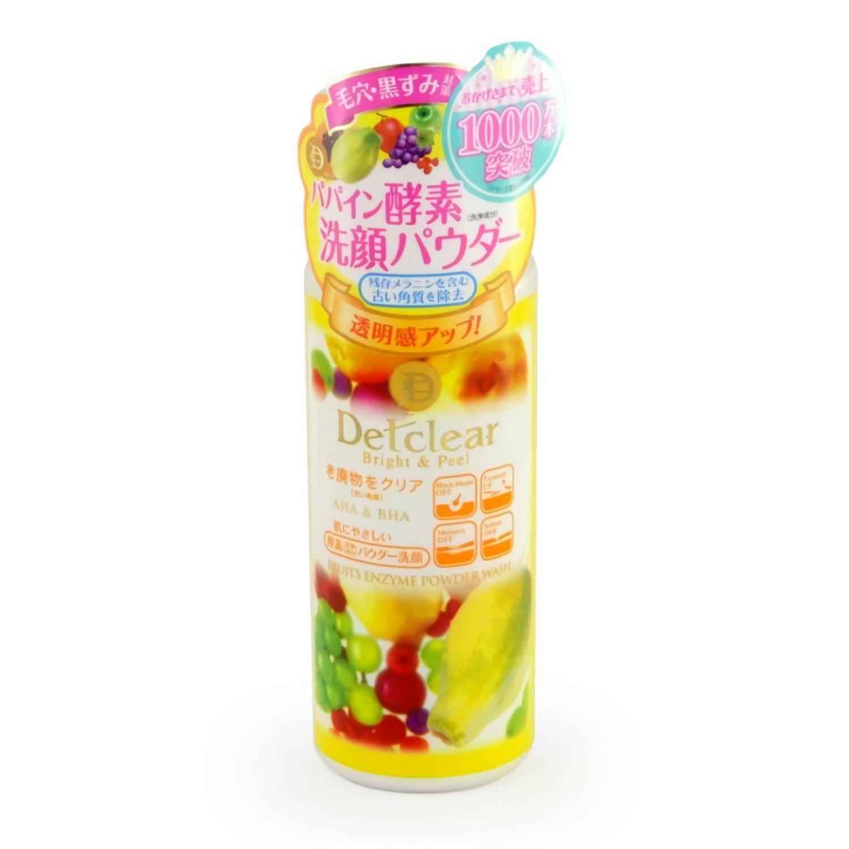Meishoku Detclear Fruits Enzyme Powder Wash с AHA и BHA