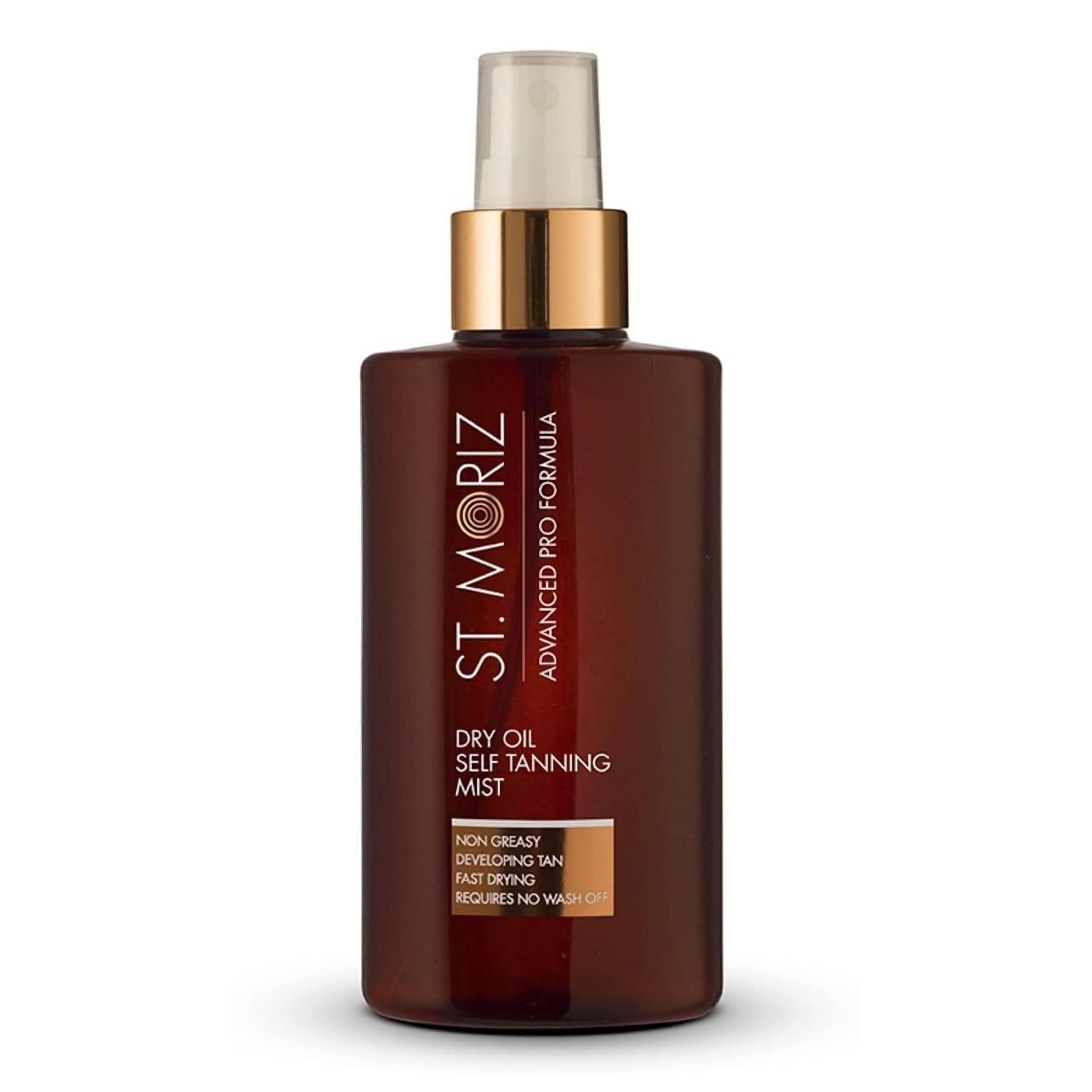 St.Moriz Advanced Pro Dry Oil Self Tanning Mist