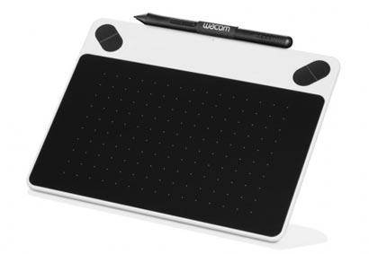 Wacom Intuos Draw Pen S North White
