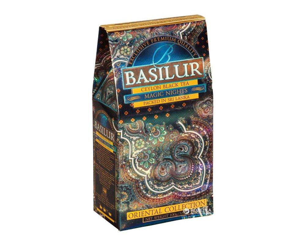 Basilur Oriental collection Magic nights