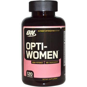 Opti-Women, система оптимизации питательных веществ