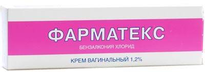 Крем Фарматекс