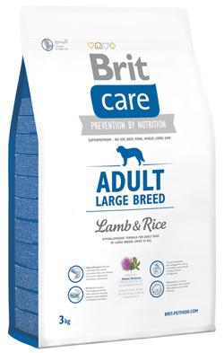 Brit сухой для взрослых собак крупных пород