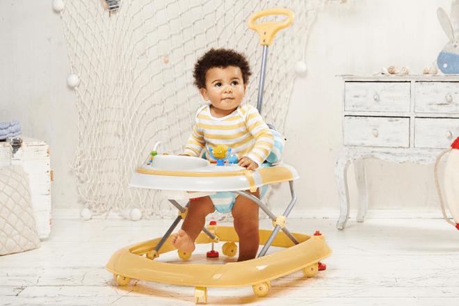 Лучшие ходунки для ребенка