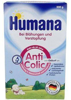 Антиколик с LC-PUFA Humana