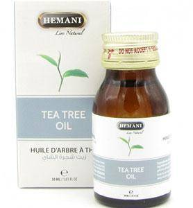 Масло чайного дерева Хемани
