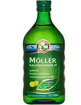 Меллер со вкусом лимона 250 мл