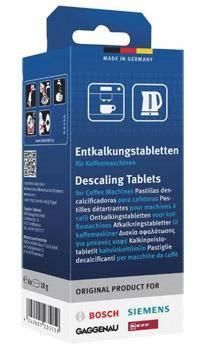 Bosch для чистки от накипи Descaling