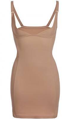 Faberlic платье корректирующее бежевое Storie d'Amore